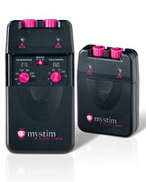 Mystim PURE VIBES E-Stim Unit - Dual-Channel
