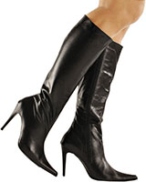 Ladies' Patent Leather Boots