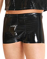 Gloss PVCBoxer Shorts