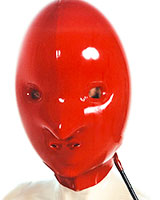 Inflatable Latex Hood