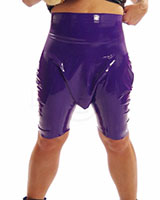 Latex Diaper Bermuda Unisex