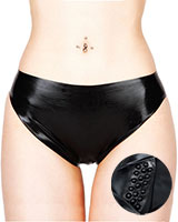 Latex Mini Briefs - also with Stimulation, Zip or Open Crotch