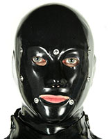 Anatomical Latex System Mask (for Attachables)
