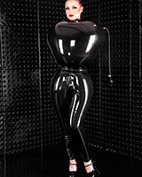 Inflatable Latex Pants - 0.6 mm