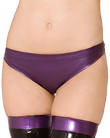 Connoisseur Glued Latex Briefs - up to 4XL