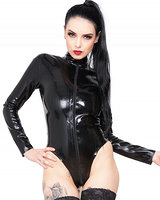 Glued Latex Killer Body with 2 Way Zipper