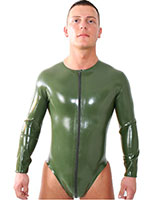 Latex Body with 3 Way Zip and Options - also Made to Measure