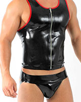 Glued Latex Jock Strap - Made to Measure Available