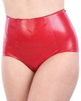 1950's Latex Panty - up to 4XL