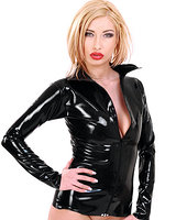Latex Jacket - up to 3XL