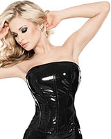 Datex Corset with Side Zipper