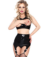 Datex Retro Suspender Belt
