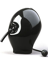 Inflatable Latex Hood with Breathing Tube