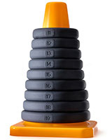 Perfect Fit PLAY ZONE KIT - Xact-Fit Rings With Cone