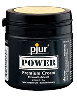 pjur POWER Premium Creme Anal Lube - 150 ml