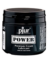 pjur POWER Premium Creme Anal Lube - 500 ml