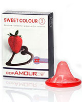 copAMOUR SWEET COLOUR 3 Condoms