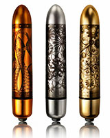 Dr. Rocco's Pleasure Emporium VIBROMATIC DELIGHTS RO-90mm Bullet