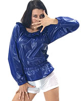 Long Sleeved PVC Top