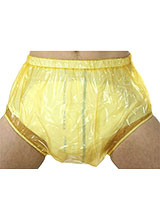 PVC Adult Baby Nappy Pants