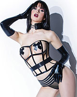Cage Corset CAN'T BE TAMED