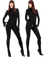 Elasthane Catsuit with Gloves and Feet