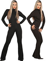Catsuit with Long Sleeves