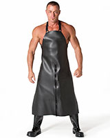 Neoprene Apron with Zipper